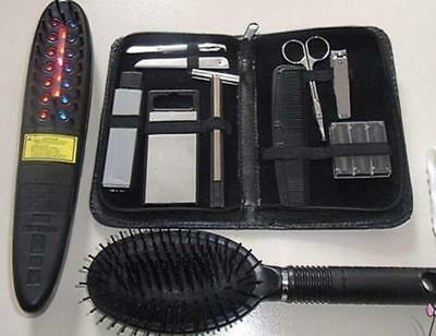 New Laser Regrow  Massage Therapy Kit Stop Hair Loss Comb Unisex Treatment Power