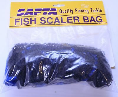 Heavy Duty Scaler Scaling Bag Fish Scalers & Bags