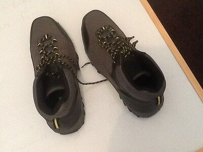 Mens Mountain Ridge Hiking Shoes Size 12