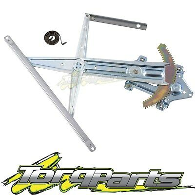 Window Regulator Rh Suit Rc Colorado Holden 08-12 Front No Motor Door Power
