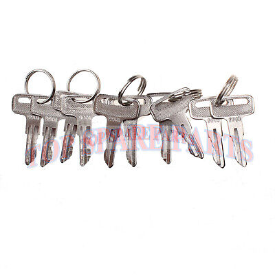 5 Pairs Ignition Key for JLG Electric Scissor Lift 2860030 9901
