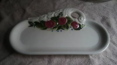 Byron Molds 1977 plate