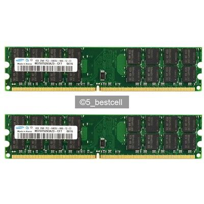 NEW Samsung 8GB 2X4GB DDR2-800MHz PC2-6400 240PIN PC6400 Only for AMD CPU