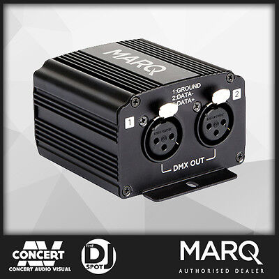 MARQ SceniQ 2x2 DMX Interface for SceniQ Software (2048 Channels)