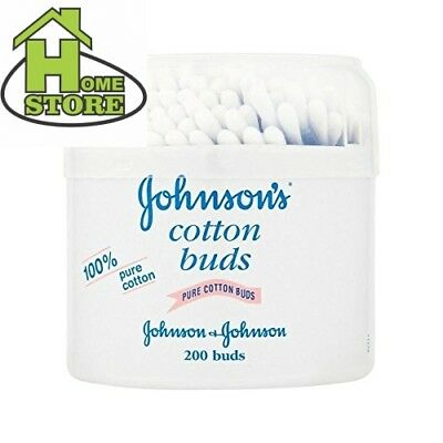 Johnson's Cotton Buds 200 per pack