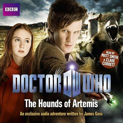 Doctor Who The Hounds Of Artemis Audio CD Sealed
