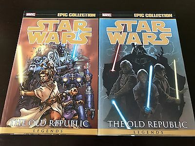 Star Wars Legends Epic Collection: The Old Republic Lot