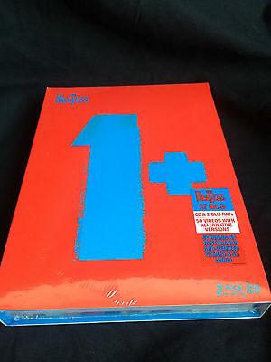 Beatles-1 Deluxe Edition CD+2BluRay Longbox NEW