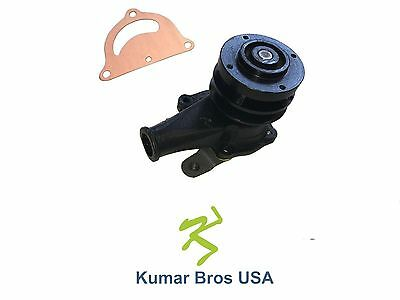 CDPN8501A New Ford Tractor Water Pump with Gasket and Pulley For 2N 8N 9N
