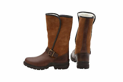 HORKA Outdoor Waterproof Premium Country Boot - Chesterfield - Brown