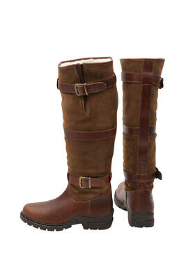 HORKA Outdoor Waterproof Premium Country Leather Boot - Highlander - Brown