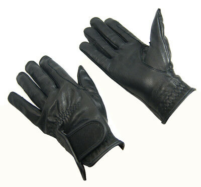 Bitz Horse Leather Gloves Child - Rider Wear