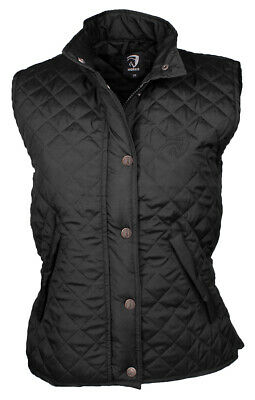 HORKA Horse Riding Quilted Bodywarmer/Gilet
