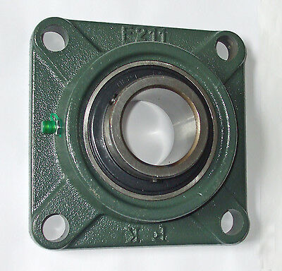 "Square Flange Bearing for 2"" dia shaft   UCF211-32            BRG2.0"