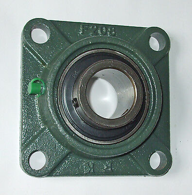 "Square Flange Bearing for 1/1/2"" dia shaft   UCF208-24            BRG1.5"