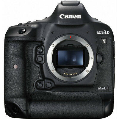 Canon EOS-1D X Mark II DSLR Camera (Body Only) - USA Model Brand New