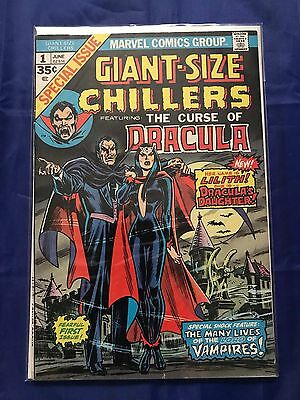 Giant-Size Chillers #1 First Lilith Marvel Comics FN/VF