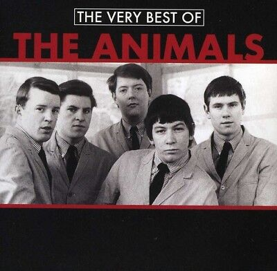 Very Best Of The Animals - Animals (CD Used Like New)