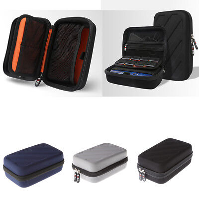 Hard EVA Storage Zipper Case Box Protective for New Nintendo DS Game Console