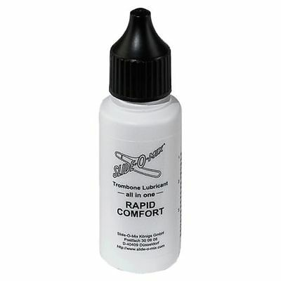 SLIDE-O-MIX Lubrifiant Trombone- rapid comfort- 30ml- NEW