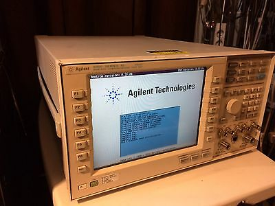 Agilent 8960 Series 10 Wireless Communication Test Set
