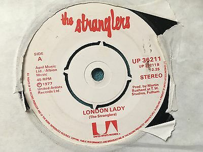 The Stranglers Grip London Lady Uk 7 Quot 163 4 20