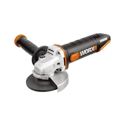 Worx Powershare Cordless 20V 115Mm Angle Grinder WX800.9 -Barehome Furniture &D