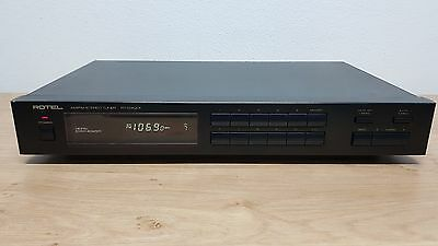 Rotel RT-935AX High-End Stereo FM/AM Tuner *Rare*