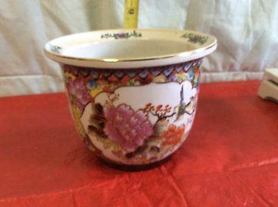 Chinese Pattern Planter Vase/bowl Made in China