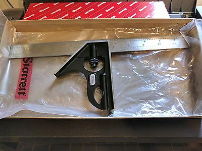 Starrett 33H-12-4R Forged Hardened Steel Square Head W/Regular Blade Combination