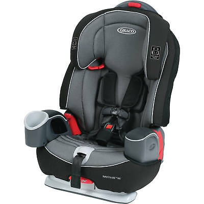 Graco Nautilus 65 3-in-1 Multi-Use Harness Booster Convertible Toddler Car Seat