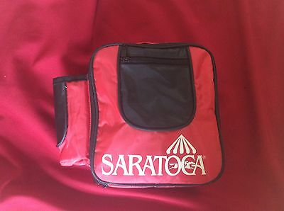 NYRA,Lunch Box,Cooler,Insulated,Saratoga Race Course,Horse Racing