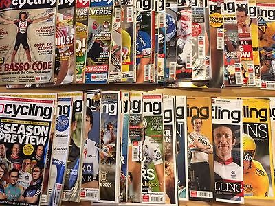 ProCycling magazine - 38 issues 2006-2012