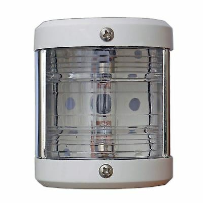 White 12V Stern Navigation Light for Boats - Five Oceans (BC 2074)