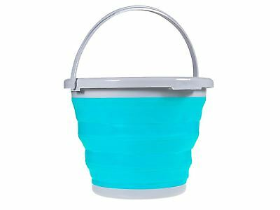 Compact and Lightweight Foldable Bucket (10L - 2.6 Gallon) - Five Oceans