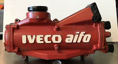 Iveco Fpt Marine After Cooler Inter Cooler 8033578 Used