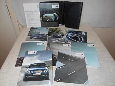 BMW 5 Series Owner's Manual & Other Materials (2010)