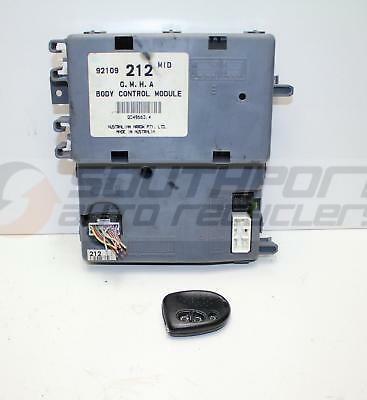 Commodore Vt Vx Body Control Module P/n# Mid 212 , 09/97-09/02 *0000033045*