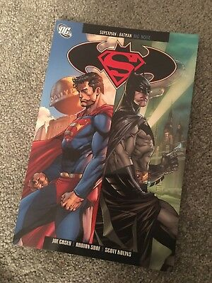 Superman/Batman Big Noise Graphic Novel