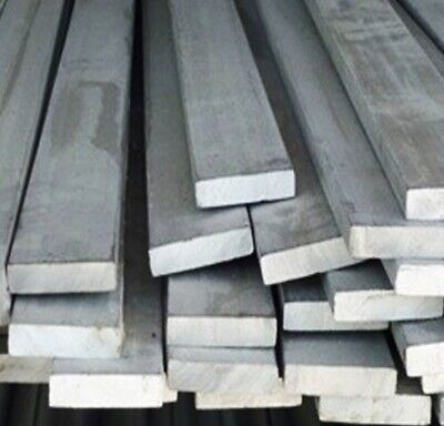 Stainless Steel Flat Bar Grade 304 1MTR X WIDE RANGE OF SIZES