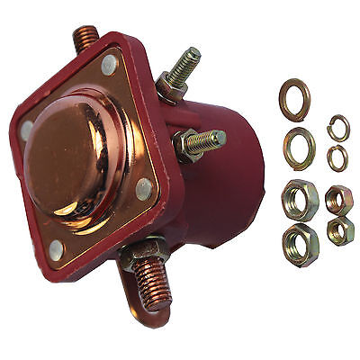 Solenoid Relay Red 12V Heavy Duty New For Ford Starter Truck - SW3 - SNL135 Car
