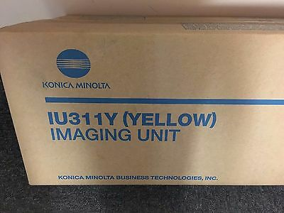 Konica Minolta IU311Y yellow imaging unit