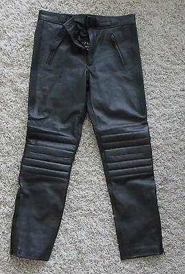 TOP GEAR leather motorcycle pants
