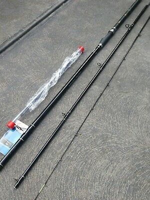 QUIVER-X 3 Tips 3 Section Whiting/bream/mulet ...Rod 3.9m 1-3kg $45 freeshipping
