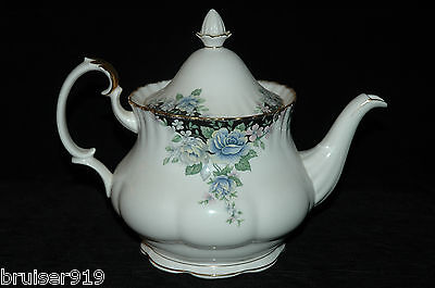 SONATINA **VERY RARE**  Royal Albert LARGE TEA POT England *MINT*