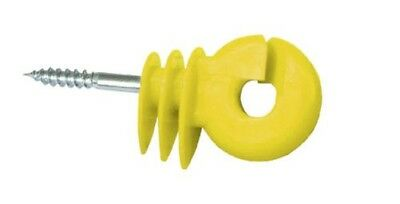 Corral Ring Insulator Big C/W Continuous Support - Fencing