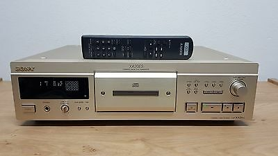 Sony CDP-XA20ES GOLD High-End CD-Player - Stabilizer Puck *TOP CONDITION*