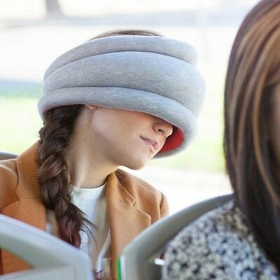 Ostrich Pillow Light: Nap Anytime, Anywhere