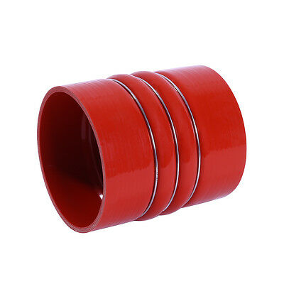 Silicone Charge Air Cooler CAC Turbo Coupler Hump Hose Hot ID 127mm L 152.4mm