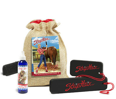 🔥IN STOCK READY TO POST🔥StripHair Grooming Combo Kit